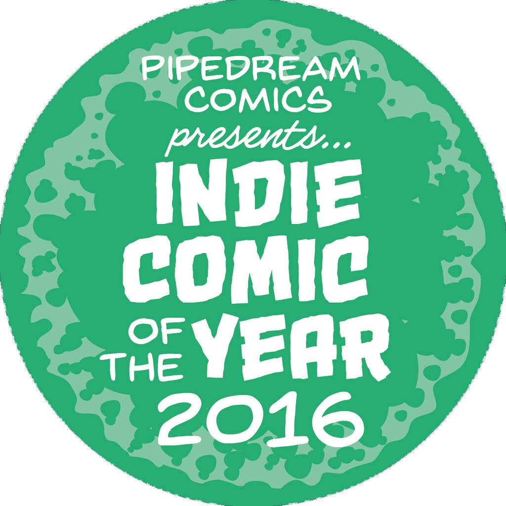Pipedream Comics – Indie Comic of the Year 2016: #46
